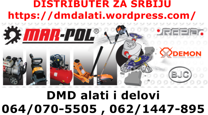 Demon  / Interent prodaja alata i delova trimera i testera