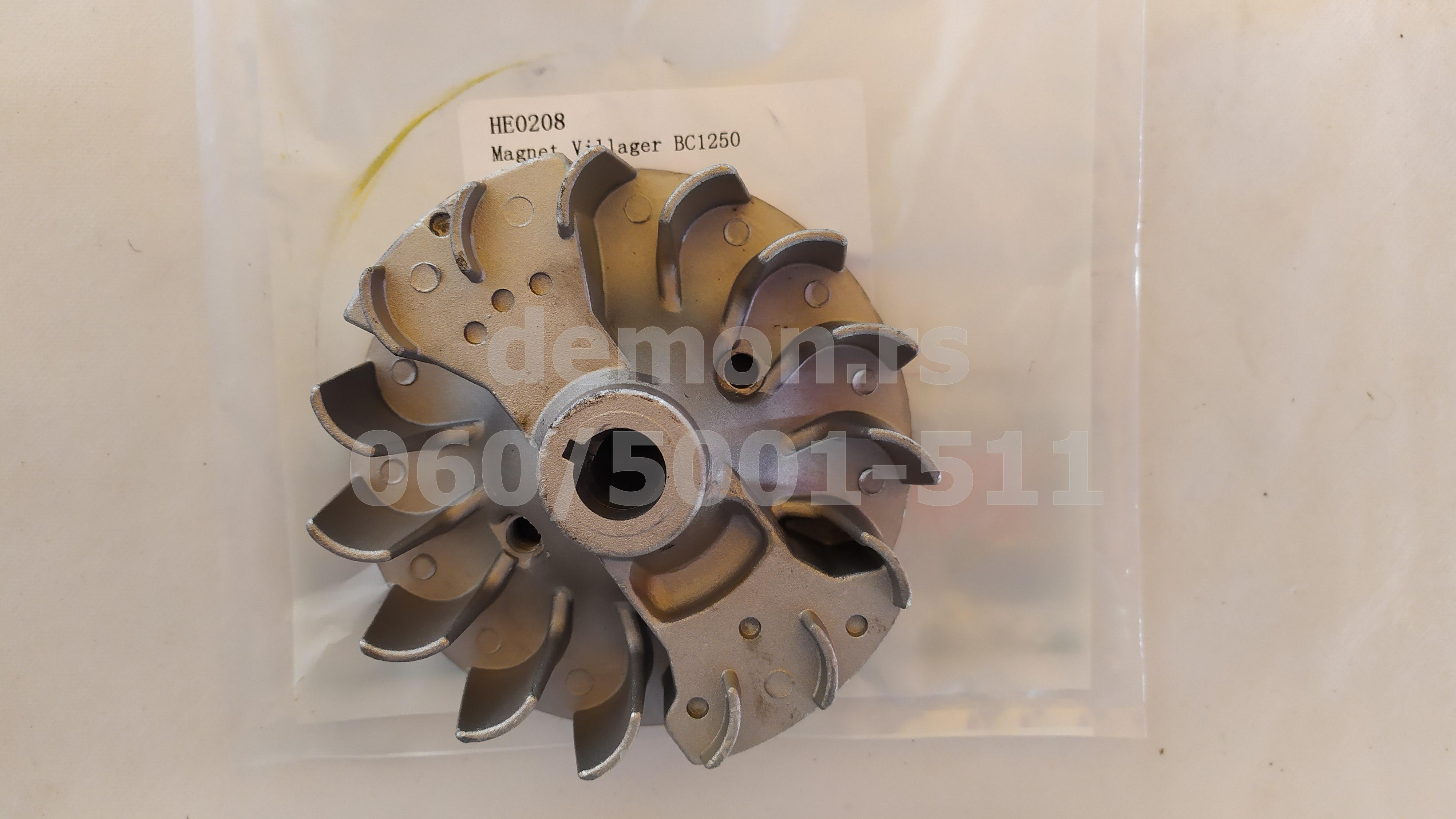 Magnet trimera BC1250 i BC1900 Villager