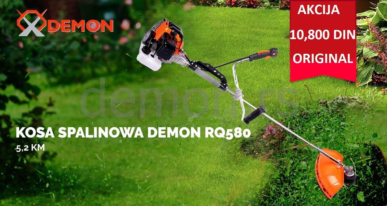 Demon trimer ORIGINAL akcija ,garancija, delovi, servis cena 10.800.00