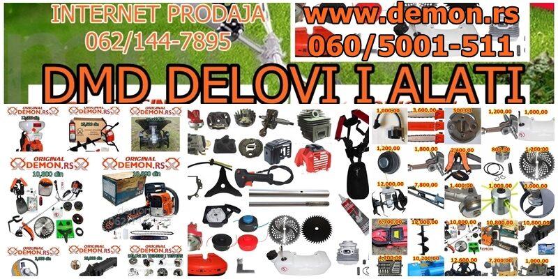 DMD delovi i alati internet prodaja